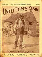 Frederick Douglass's Narrative, Harriet Beecher Stowe's Uncle Tom's Cabin and Struggle