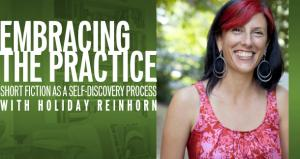 Embracing the Practice With Holiday Reinhorn