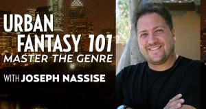 Urban Fantasy 101 with Joseph Nassise