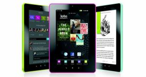 Kobo Announces New Tablet, The Vox