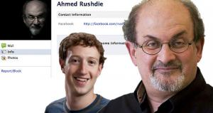 Salman Rushdie vs. Facebook
