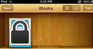 iBook publising restrictions