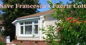 Save Francesca Lia Block's House!