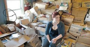 Woman Saves Over 300,000 Books, Now Plans To Burn Them
