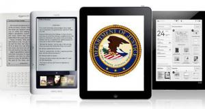 DOJ Responds To Comments On eBook Pricing Fixing Lawsuit