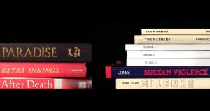 The Great Book-Spine Poetry Challenge