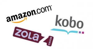 Amazon Steps Up Publishing Game, Kobo Throws In With Indie Bookstores