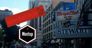 Meetup, Site, Wordstock