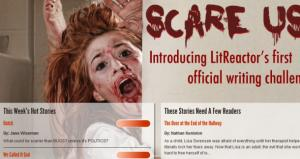 SCARE US! - These Stories Can Use Some Reviews