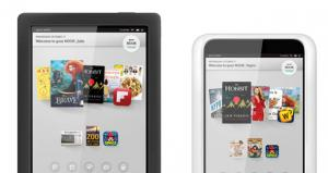 News, Nook, Barnes & Noble, Tablets, Amazon, Apple