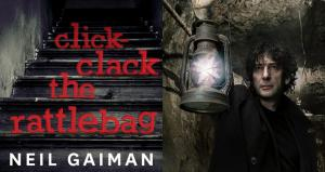 Click-clack the Rattle Bag Gaiman