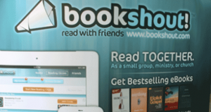 BookShout - App for reading & social networking