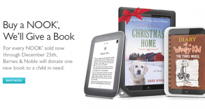 Buy a Nook, We'll Give a Book