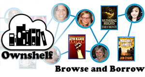 Ownshelf: eBook sharing social network