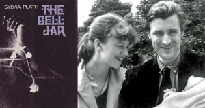 Sylvia Plath, Ted Hughes & daughter Frieda
