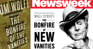 Tom Wolfe digital only Newsweek