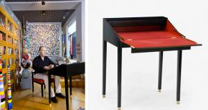 Douglas Coupland Designs Writer-Friendly Furniture!