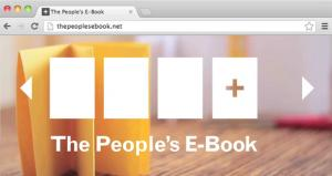 The People&#039;s eBook