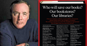 James Patterson Calls for Government Bailout of Publishing Industry