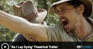 Trailer for James Franco&#039;s &#039;As I Lay Dying&#039; 