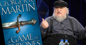 George R. R. Martin Wrote 250,000 Words for 'The World of Ice and Fire'