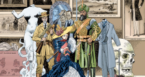 'League of Extraordinary Gentlemen' Pilot