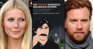 Ewan McGregor and Gwyneth Paltrow joining Mortdecai