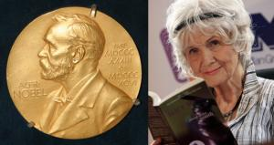 Nobel Prize in Literature, Alice Munro