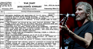 Roger Waters Writes Poem for Veteran Who Located Where His Father Was Killed