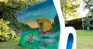 London to Get Benches Depicting Famous Books
