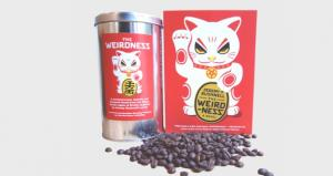 A Bookish Coffee Blend Celebrates The Weirdness