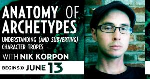 Anatomy of Archetypes with Nik Korpon