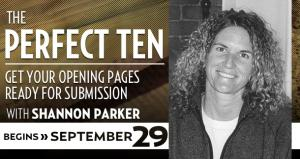 The Perfect Ten with Shannon M. Parker