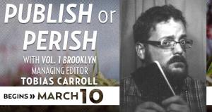 Publish or Perish with Tobias Caroll