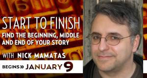 Start to Finish with Nick Mamatas