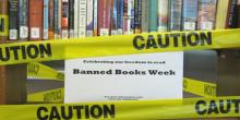 They'll Never Take Our Freadom: Banned Books Week Starts Soon
