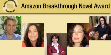 2013 Amazon Breakthrough Novel Finalists
