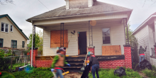 Detroit Offering Free Houses to Writers