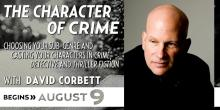 The Character of Crime with David Corbett