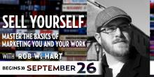Sell Yourself with Rob W. Hart