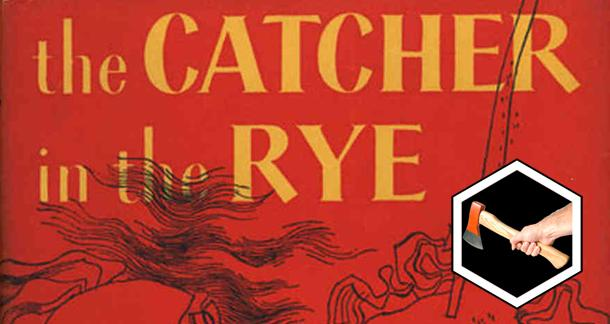 the catcher in the rye as a The poem comin thro' the rye by scottish writer robert burns (1759–1796), is probably best known because of holden caulfield's misinterpretation of it in jd salinger's novel the catcher in the rye instead of meeting a body in the rye, he remembers it as catching a body.