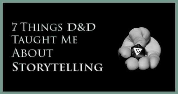 D&D and storytelling