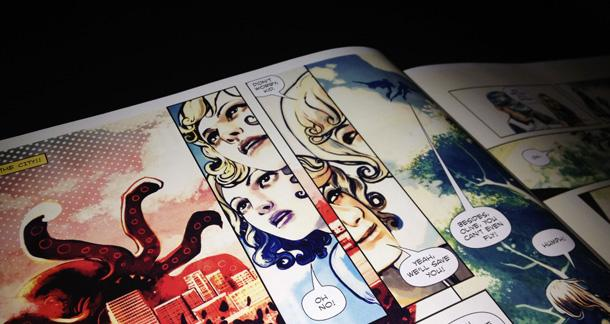 How to write a good comic book