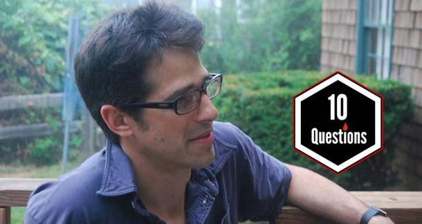 10 Questions, Ben H. Winters, Interview