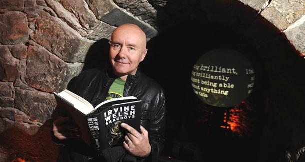 Irvine Welsh LitReactor Interview