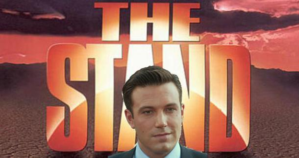Ben Affleck might be directing a film version of The Stand
