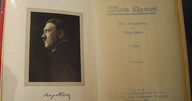 A British publisher wants to make parts of 'Mein Kampf' available to Germany