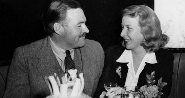 HBO Releases Trailer For 'Hemingway & Gellhorn' | LitReactor