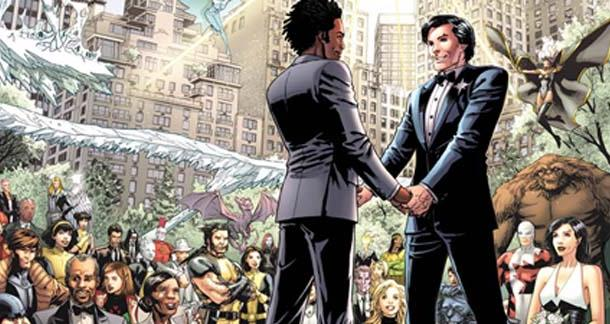 Marvel's Northstar To Get Gay Married