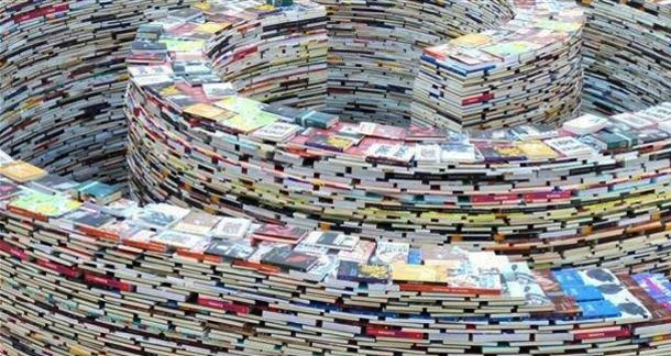 London Book Maze